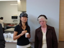Cheng Yee Chan & Mary Rogerson
