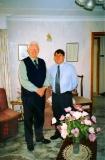 Ian Irvine & Alf Grant